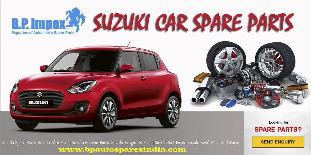 Why Should You Buy Genuine Suzuki Spare Parts