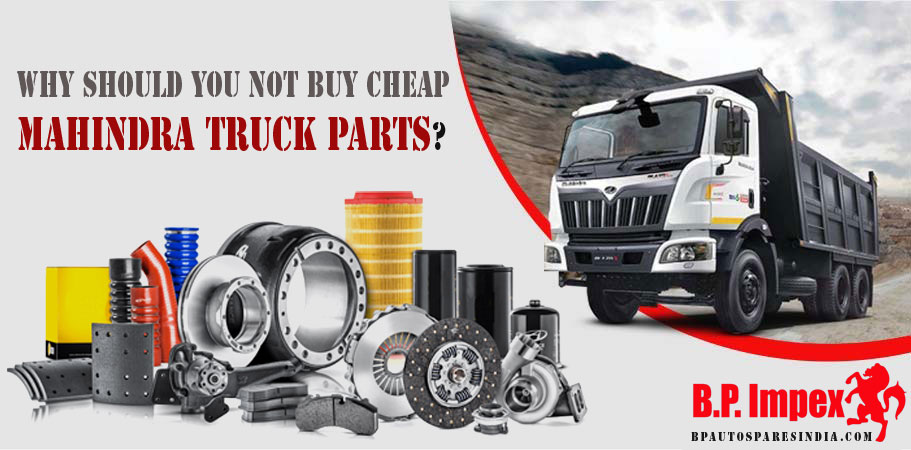 Mahindra Truck Parts
