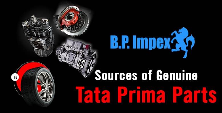 Tata Prima Parts