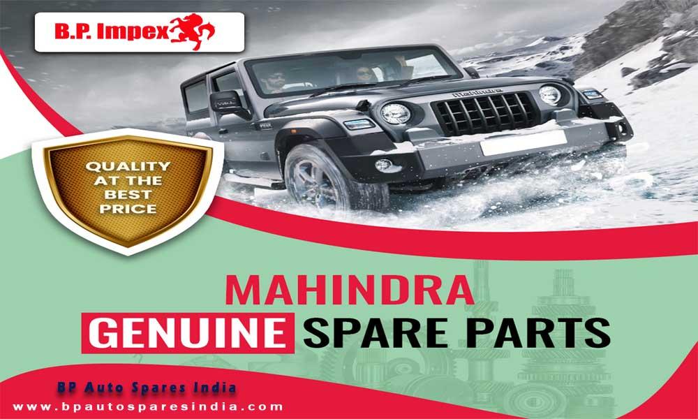 Tips to Buy Genuine Mahindra Spare Parts